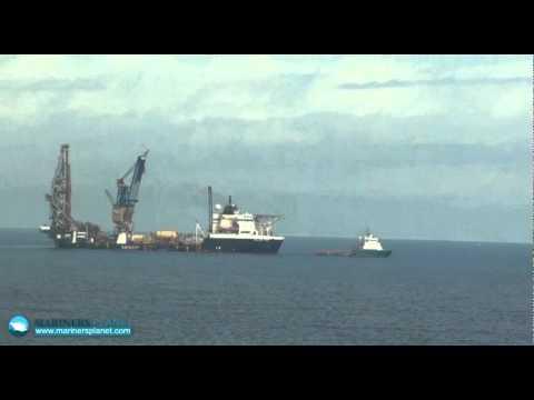 DRILL SHIP SAIPEM FDS MERCHANT NAVY