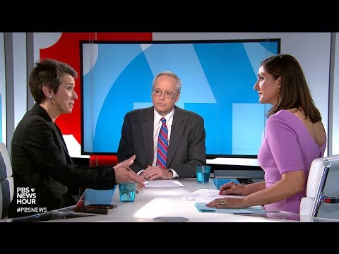 Amy Walter and Stuart Rothenberg on GOP immigration friction, Democratic primary races