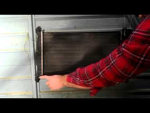 Ford Radiator Drain Plug