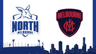 North Melbourne Vs Melbourne Round 11 Afl Live Stream 2020