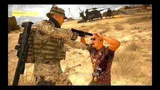 Sly Shooter - Tom Clancy's Ghost Recon Wildlands Funny/Brutal Tactical Moments Compilation Vol. 4