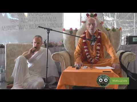 Чайтанья Чаритамрита Ади 17.10 - Бхакти Викаша Свами