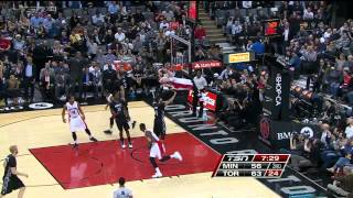 Raptors Highlights: Run The Floor - March 18, 2015