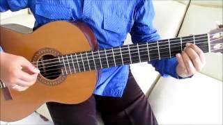 Belajar Kunci Gitar Ungu Tercipta Untukku Intro