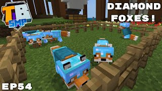 Piglin Farm Done And Foxes With Armor! - Truly Bedrock Season 2 Minecraft SMP Episode 54