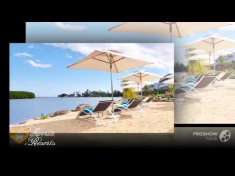 West Island Resort Sport and Spa - Mauritius Riviere Noire
