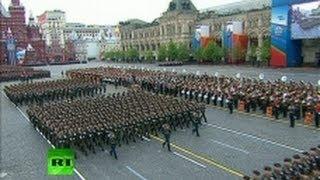 Парад Победы на Красной площади 9 мая 2012 (полное видео)(Парад на Красной Площади 9 мая 2012 года состоялся в День Победы, в ознаменование 67-ой годовщины Победы в Велик..., 2012-05-09T11:23:21.000Z)