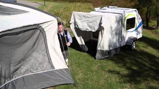 Jayco Jpod Camper Trailer & Tent - Official Video