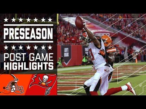 Browns vs. Buccaneers | Game Highlights | NFL