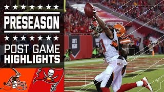 Browns vs. Buccaneers | Game Highlights | NFL