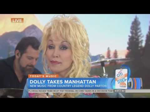 Dolly Parton - Pure & Simple (with Interview) - Today - August 24, 2016