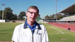 Top Tip Tuesday with Coach Hennie Kriel from TuksAthletics