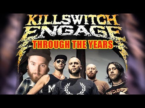 The Evolution of Killswitch Engage: Albums through the years