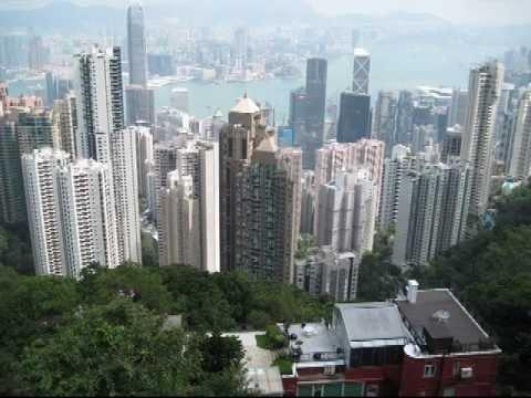 HONG KONG (香港), China (slideshow + clips)