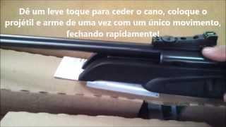 Carabina CBC Nitro X 1000   5,5mm   Montenegro F22   ELV357