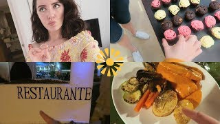 "REALISTIC ""what I ate on holiday"" 
