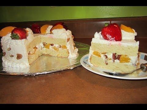 receta pastel de 3 leches casero