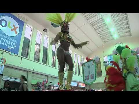 2018 Brazil Rio Carnival - Biggest Party On Earth Celebrating Life & Diversity Carnaval do Brasil