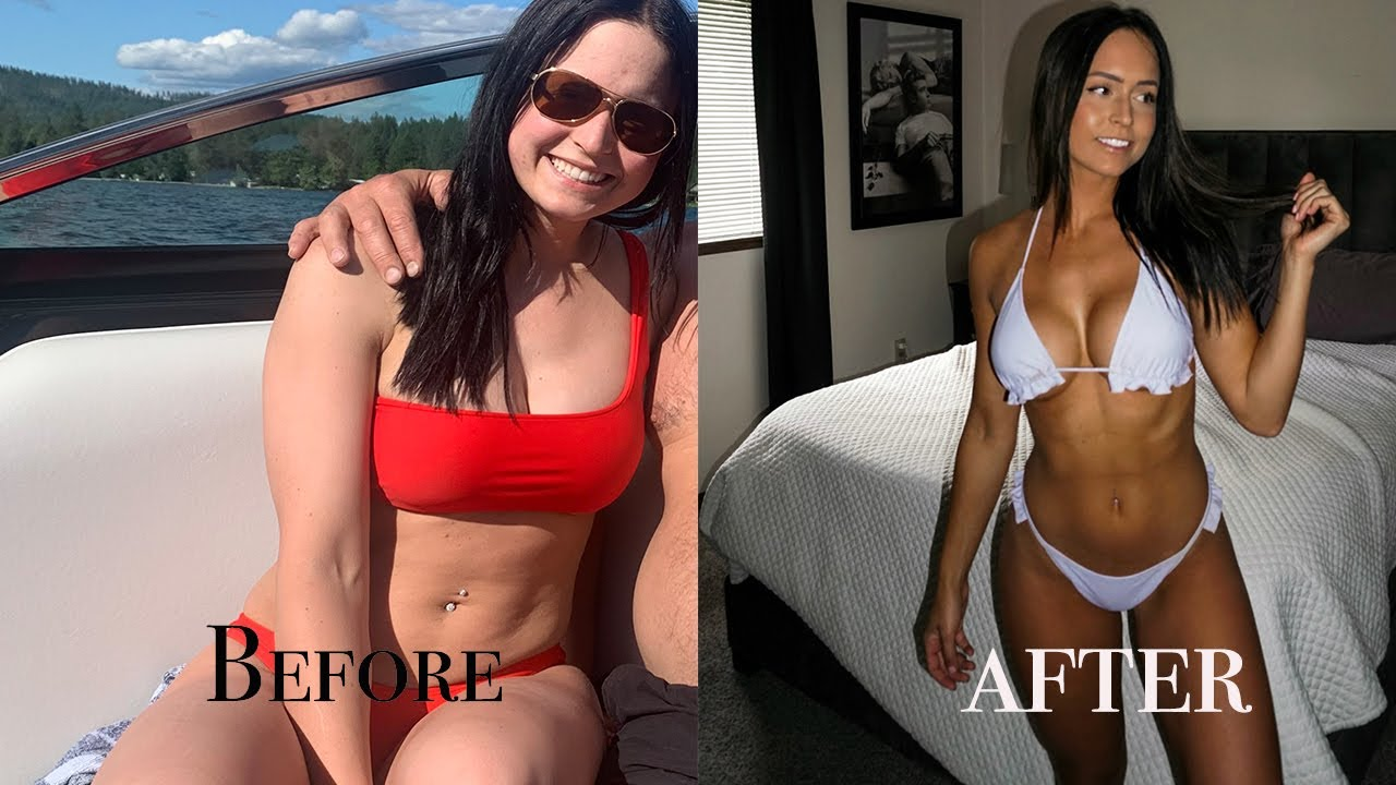 My Fitness Journey | Weight Loss Transformation