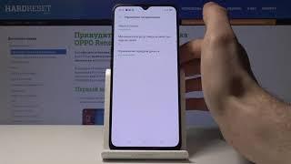 Как раздавать Wi-Fi с телефона OPPO Reno 3  — Мобильная точка доступа