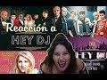 Reaccion a HEY DJ - CNCO feat Meghan Trainor y Sean Paul - BLOGGERS SIN CONTROL