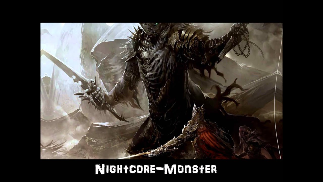 20+ Nightcore Monster How Should I Feel Pictures and Ideas on Meta