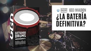 GGD Invasion: ¿El MEJOR plugin de batería para METAL? || Get Good Drums Invasion Demo & Review