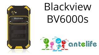 Blackview BV6000s IP68 огляд смартфона