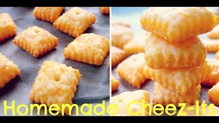 How to Make Cheez-It Crackers