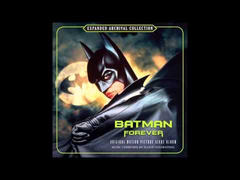 Batman Forever (OST) - Riddles Solved, Partners, Battleship