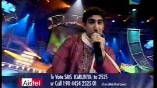 nckarunya koi jaane indian idol 2