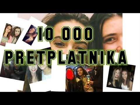 10 000 PRETPLATNIKA SPECIAL VIDEO