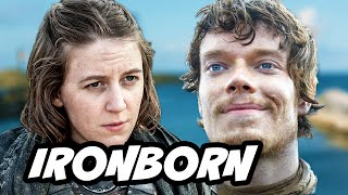Game Of Thrones Season 6 Ironborn
