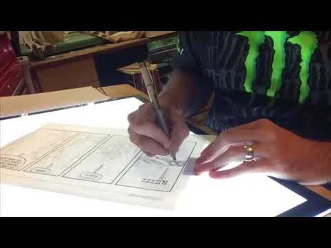 Comic Layout Sheets with Greg Cravens