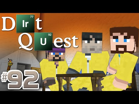 minecraft---dirtquest-#92---scuba-steve-(yogscast-complete-mod-pack)