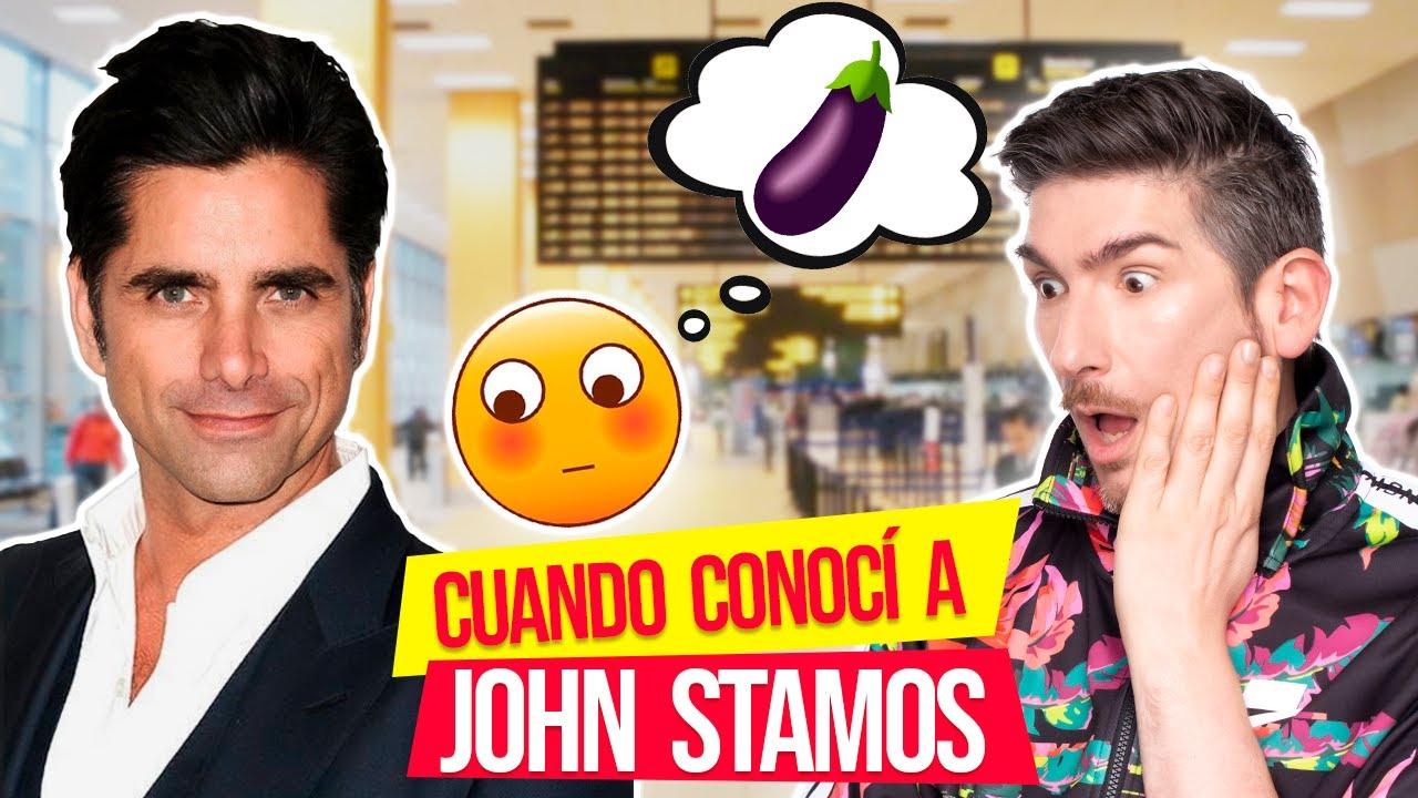 CUANDO CONOCI A JOHN STAMOS / NO SABEN LO QUE PASO 😱😱 / MIENTRAS ME MAQUILLO CON PRODUCTOS LOW COST