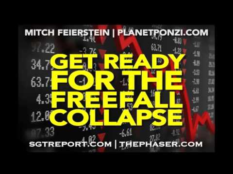 GET READY FOR THE FREEFALL COLLAPSE | Mitch Feierstein