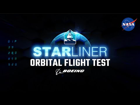 Episode 01: The Orbital Test Flight of Boeings Starliner