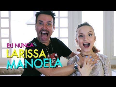 Eu Nunca com Larissa Manoela | #HotelMazzafera