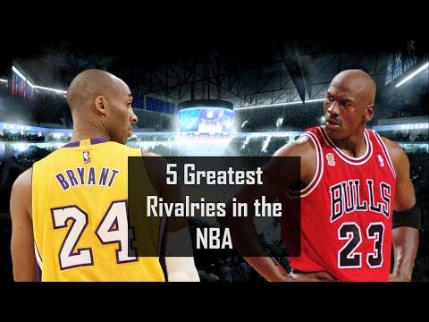 5 Biggest NBA Rivalries