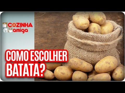 Como ESCOLHER E Armazenar BATATA? | Dicas Da Banca - Cozinha Amiga (28/03/17)