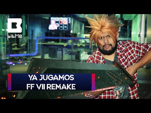 Ya jugamos Final Fantasy VII Remake | BitMe