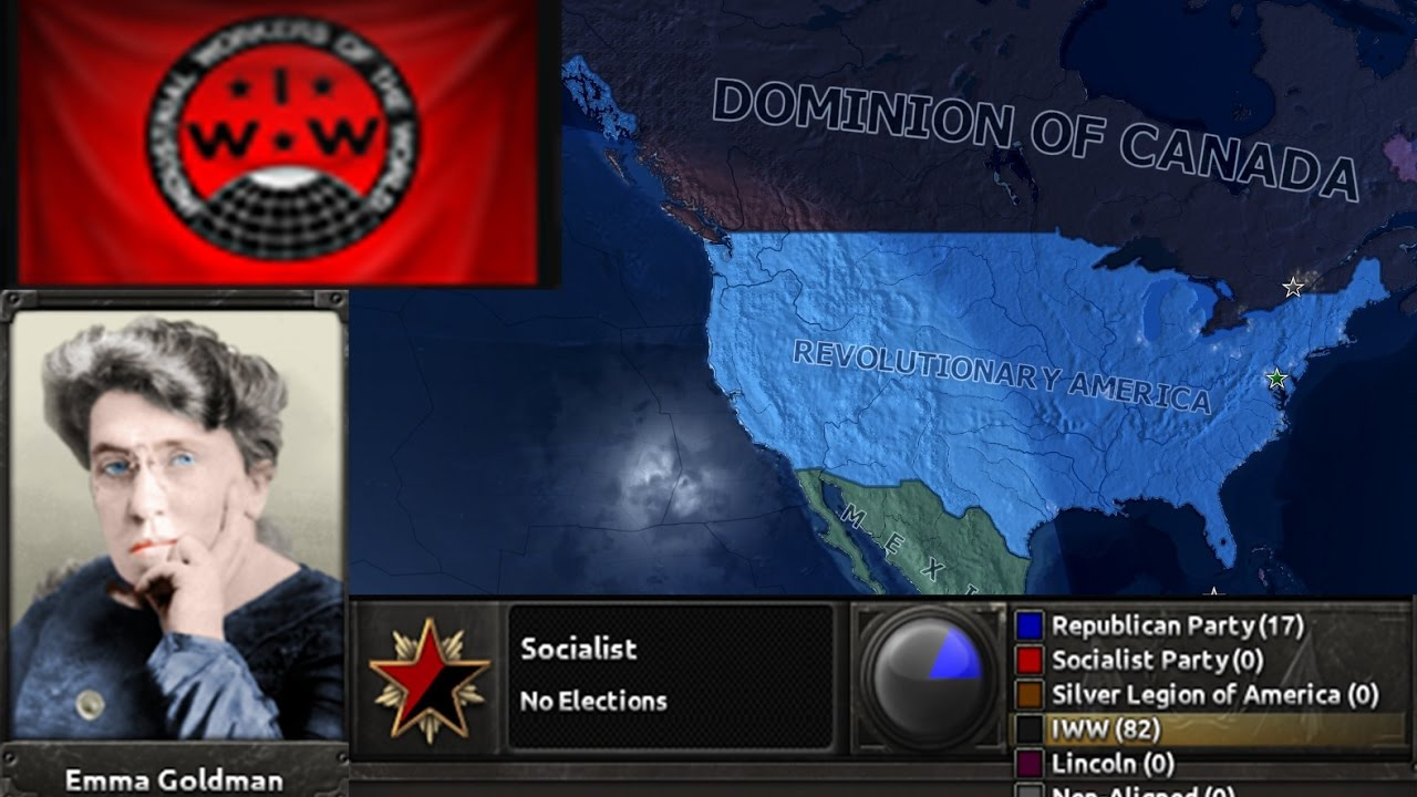 Salty Anarchist Mod | Hearts of Iron IV Spotlight