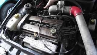Ford Escort MK4 with Zetec engine from Mondeo