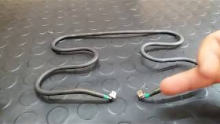 Rezistansın içinde ne var? ve nasıl çalışır.What's in the resistor? and how it works.