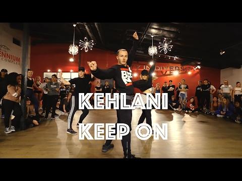 Kehlani - Keep On | Hamilton Evans Choreography