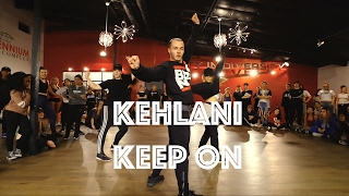 Kehlani - Keep On | Hamilton Evans Choreography