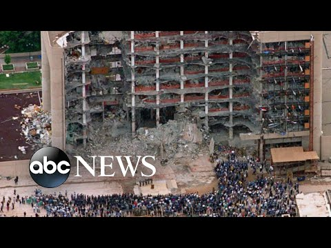 25 years since the Oklahoma City bombing l ABC News