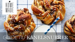 Guide Til Kanelsnurrer  |  Homemade