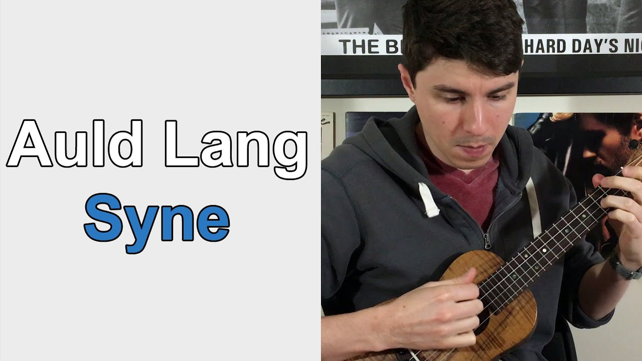 Guitar Lessons: Auld Lang Syne: Strumming Lesson